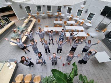 Prosjekt ungt engasjement gjør ungdommen til viktige ressurspersoner - thumbnail