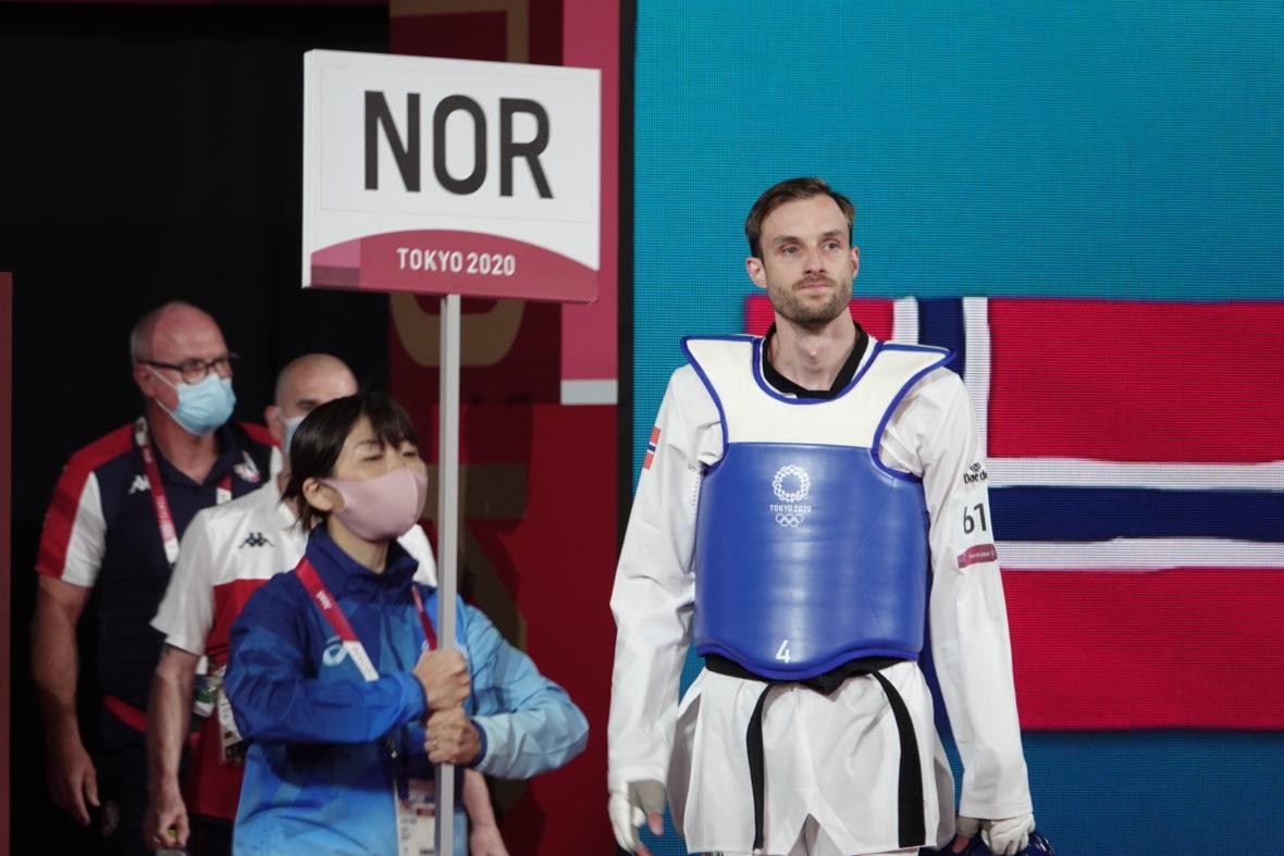 5. plass i OL-debuten for Richard Ordemann - thumbnail
