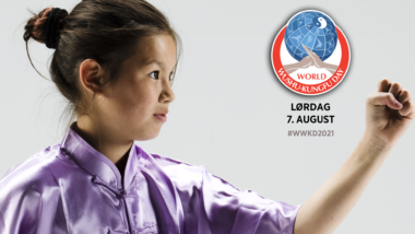 Verdensdagen for wushu-kungfu - thumbnail