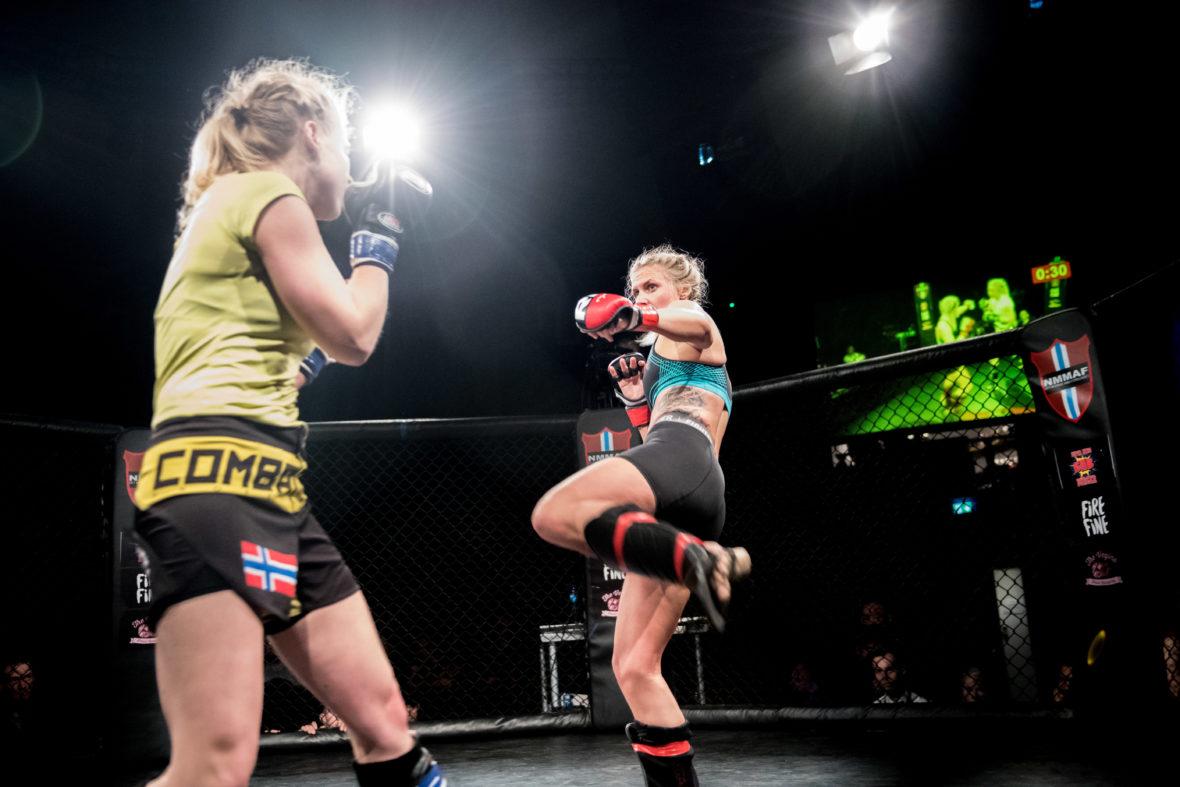 MMA & Muay Thai: Klart for historiske stevner - thumbnail