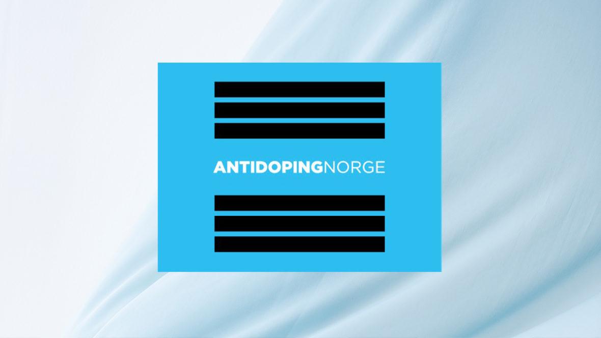 Nytt fra Antidoping Norge - thumbnail