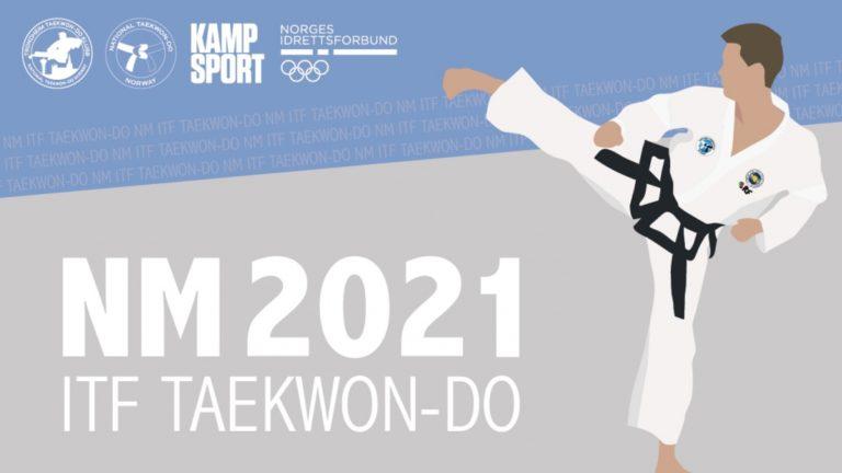 Taekwon-do ITF – Norgesmesterskap og Landsmesterskap 2021